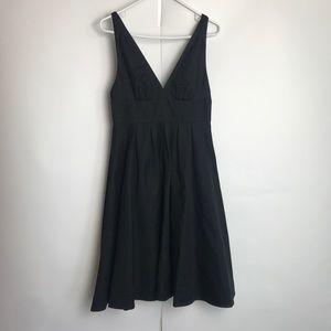 J Crew Casual Sexy Plunging Front Sleeveless Dress